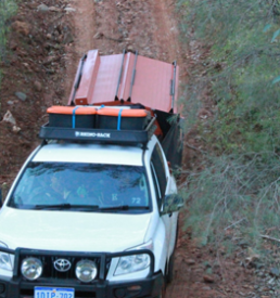 Purchase a Basic 4WD Training Voucher in Perth