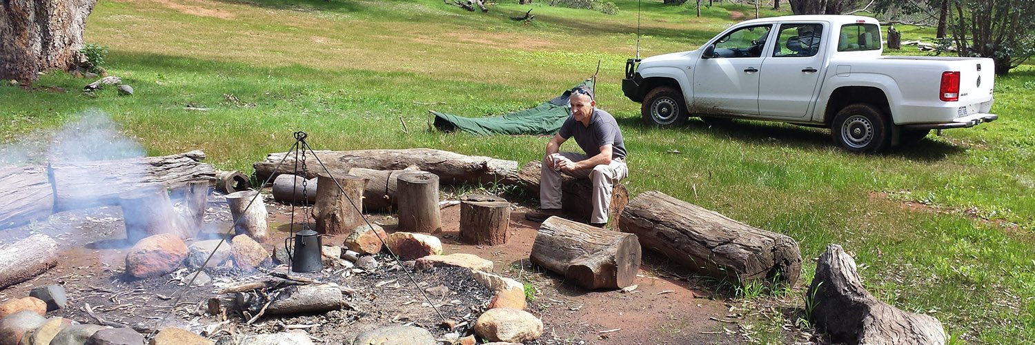 Learn outdoor bush survival skills with local industry expert Glynn Williams of Western Wilderness 4WD & Survival Training.