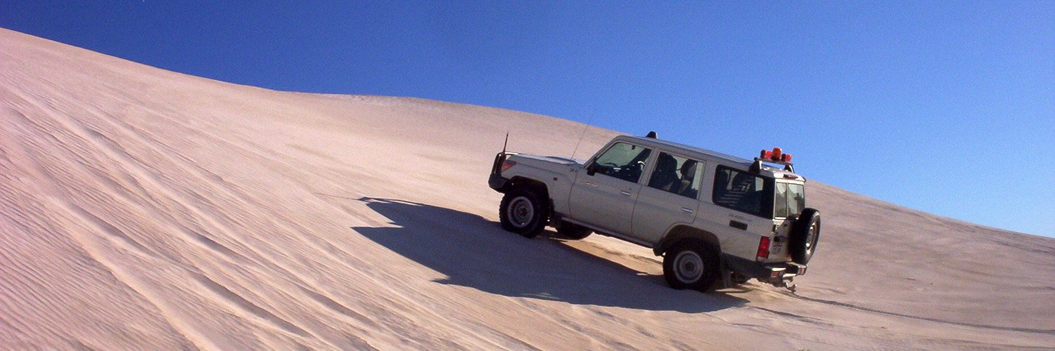 Learn how to enjoy safe four-wheel driving across sand dunes and beach conditions with Perth 4WD trainers.